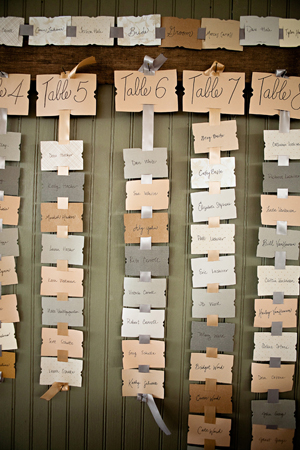 30 Most Popular Seating Chart Ideas For Your Wedding Day