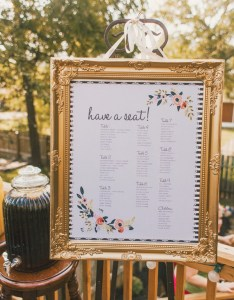Elegant gold frame seating chart ideas for weddings also most popular your wedding day rh elegantweddinginvites