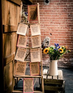 Vintage ladder for your wedding seating chart display also most popular ideas day rh elegantweddinginvites