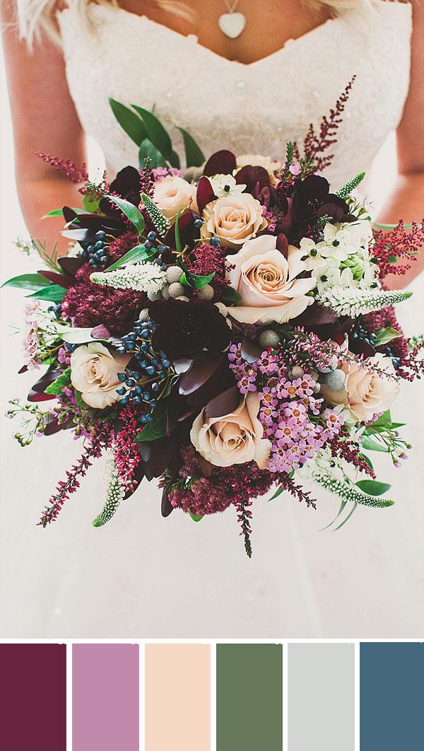 Grey Winter Wedding Invitations