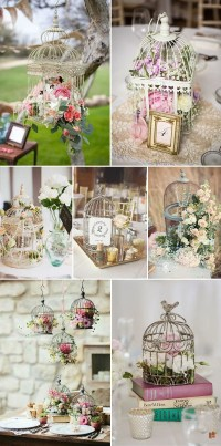 50+ Creative Ideas to add Vintage Charm to Your Wedding ...