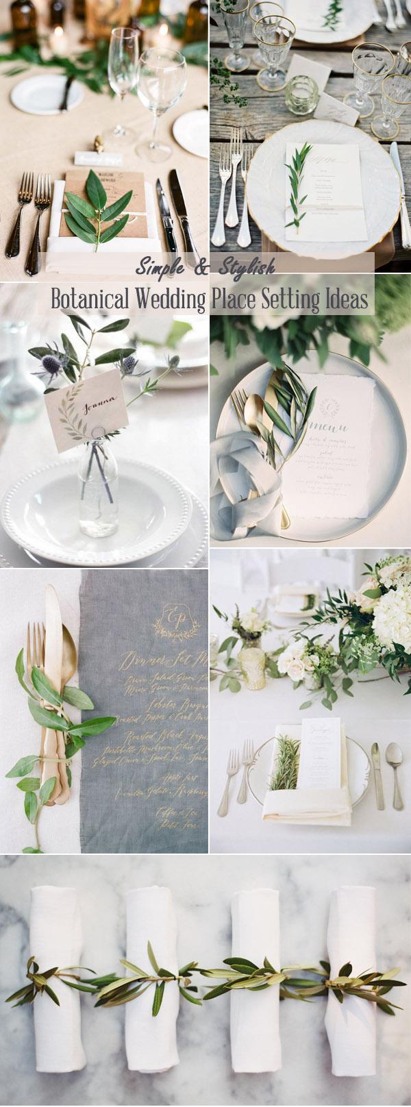 2019 Trends-Easy Diy Organic Minimalist Wedding Ideas ...