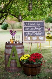 30 Sweet Ideas For Intimate Backyard Outdoor Weddings ...