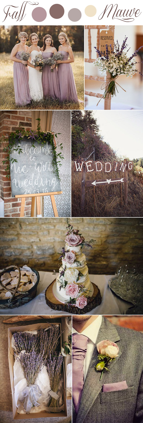 7 Gorgeous Rustic Romantic and Elegant Wedding Ideas