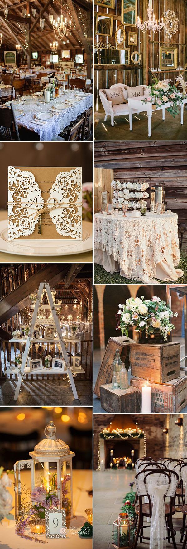 6 Awesome Vintage Wedding Theme Ideas to Inspire You
