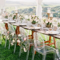 Wedding Decorations Chairs Receptions Nursery Rocking Chair Reviews 8 Awesome And Easy Ways To Decorate 31 Hot Acrylic Ideas For 2017 Modern Weddings