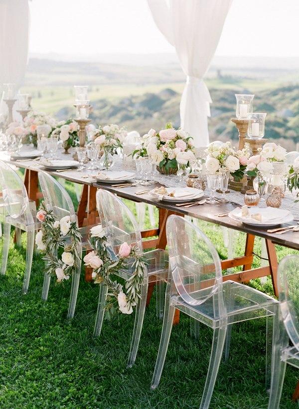 31 Hot Acrylic Wedding Ideas for Modern Chici Weddings ...