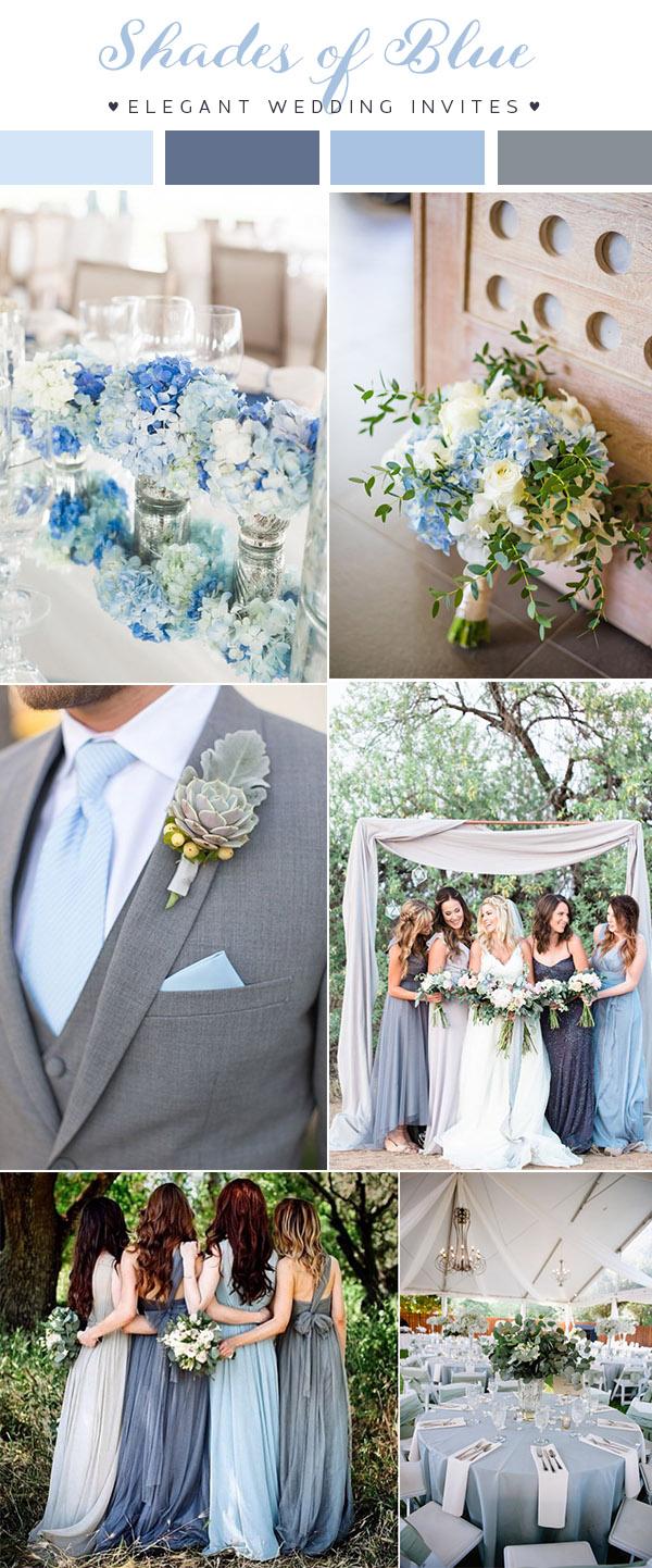 UpdatedTop 10 Wedding Color Scheme Ideas for 2018 Trends