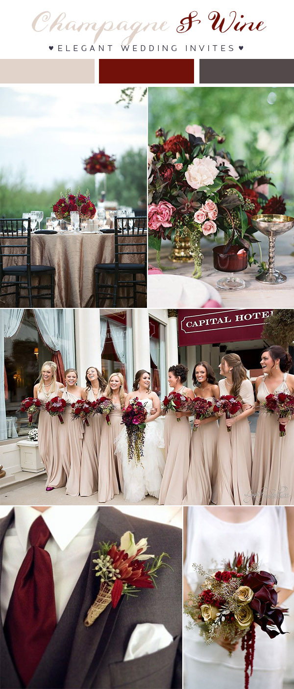 UpdatedTop 10 Wedding Color Scheme Ideas for 2018 Trends