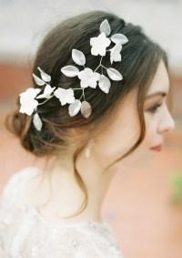20 Drop-dead Bridal Hair Styles & Wedding Accessories ...