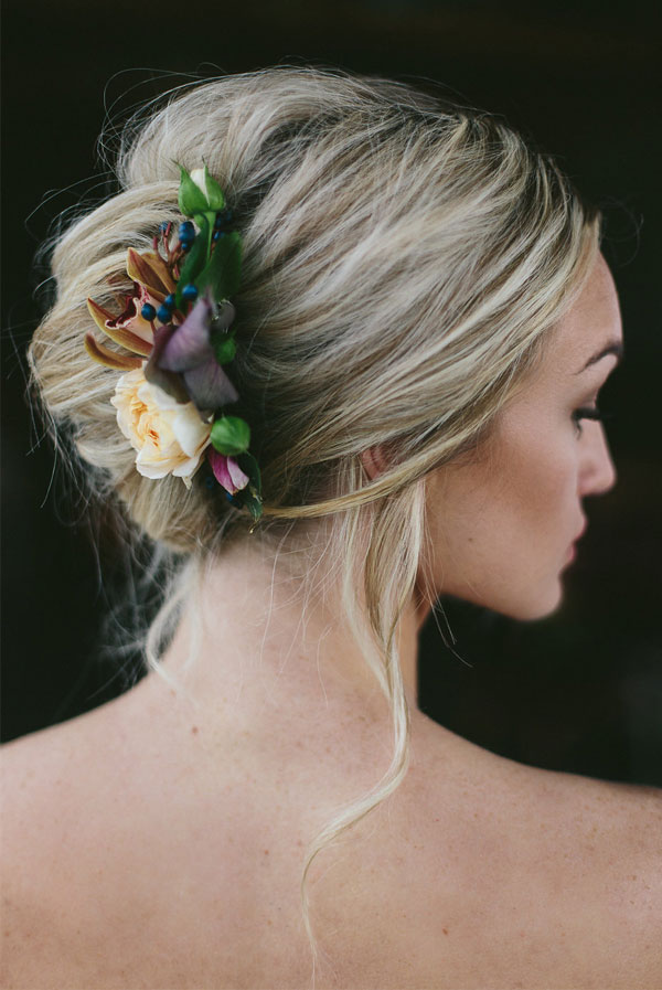 20 Dropdead Bridal Hair Styles  Wedding Accessories
