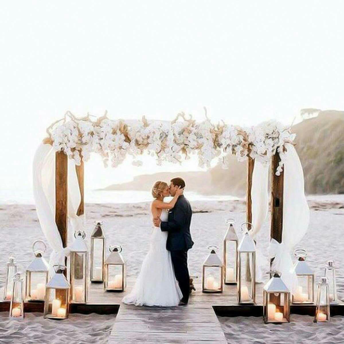 Coastal Beach Weddings