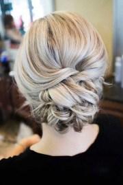 chic updo wedding hairstyles