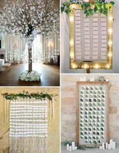 chic ideas to display your wedding seating chart  escort cards also most popular for day rh elegantweddinginvites