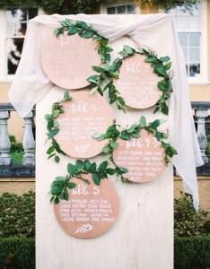 Creative wedding reception seating chart idea also chic ideas to display your  escort cards rh elegantweddinginvites