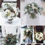 20 Chic Wedding Bouquets Ideas For Winter Brides Elegantweddinginvites Com Blog