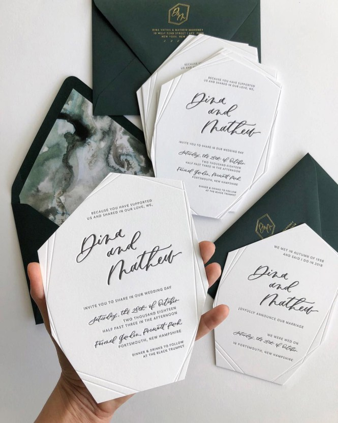 Wedding Invitations Trends For 2020