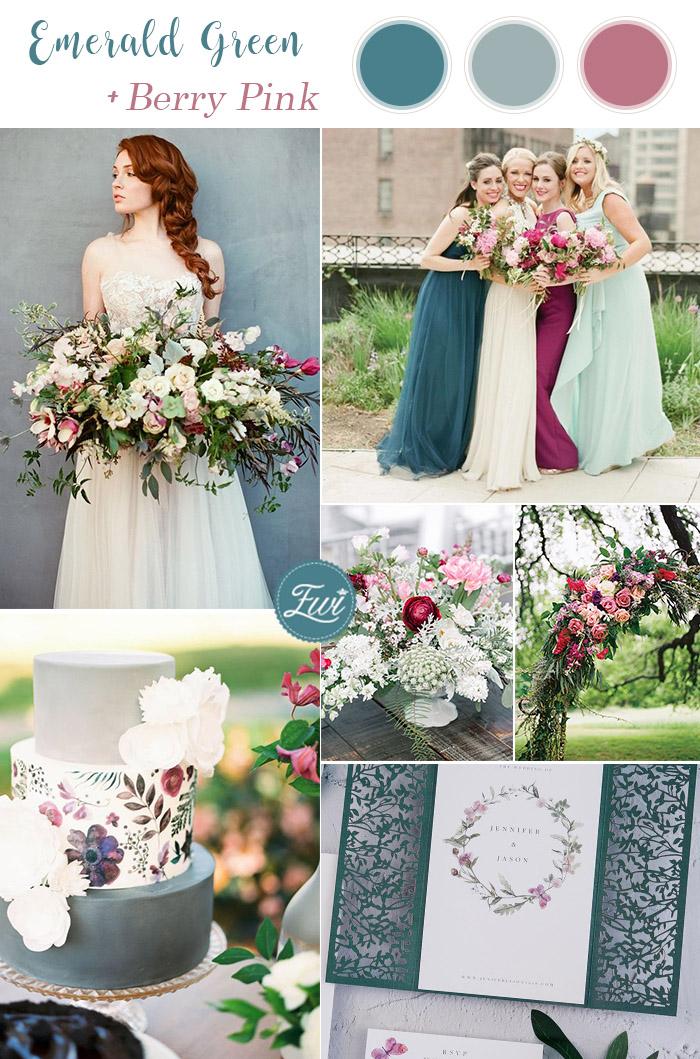 summer wedding colors  Elegantweddinginvitescom Blog