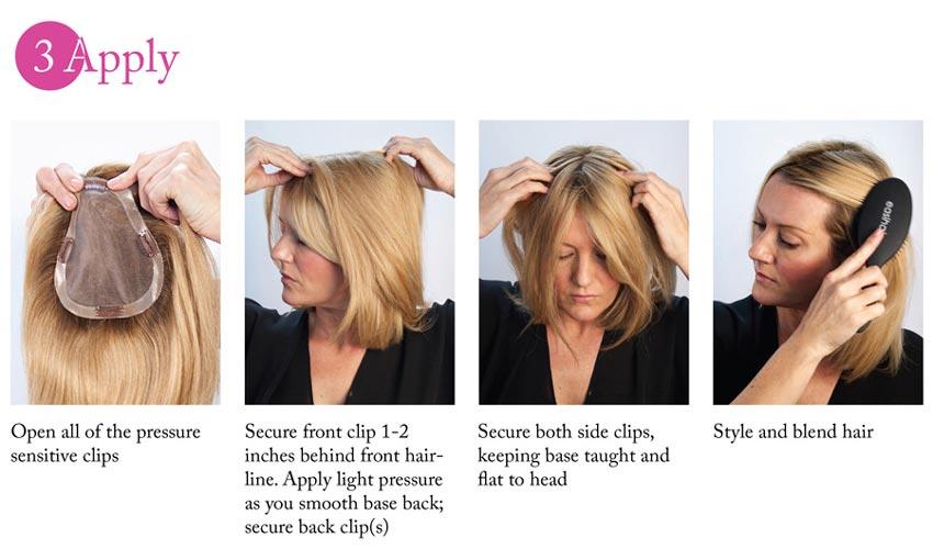 Jon Renau EasiHair Choosing The Right Hair Piece