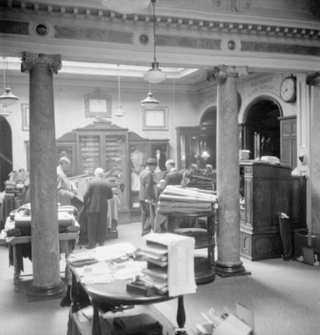 Savile Row-Tailoring- 1944