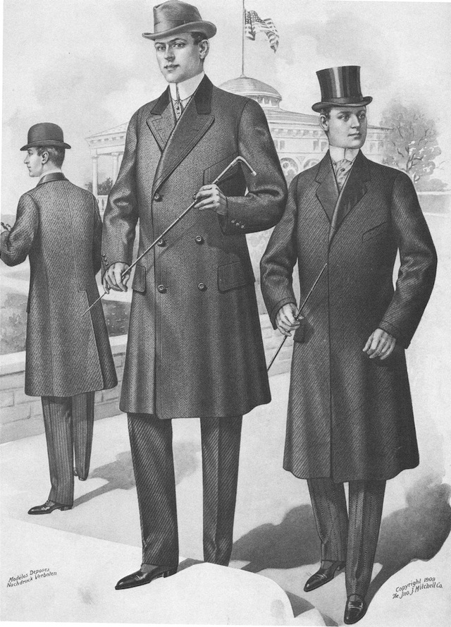 L'Homme Chic: Il Cappotto Eleganza del Gusto