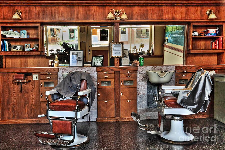La barberia passione e stili  Eleganza del Gusto