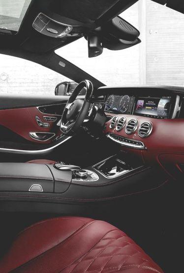 Mercedes-Benz Classe S Coupé - Interiors