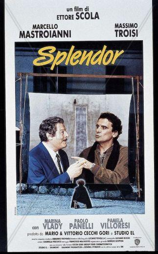 Splendor - Scola - Mastorianni - Troisi