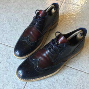 scarpe stile inglese