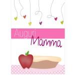 Biglietto scaricabile per la festa della mamma