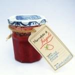 Etichette scaricabili per la marmellata di fragole