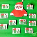 Calendario dell'avvento di Babbo Natale da scaricare e altre idee