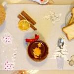 La tovaglietta per la colazione di Babbo Natale – come fare