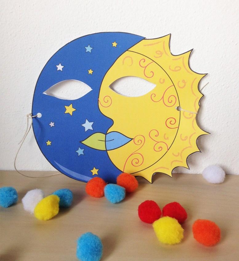 La Maschera Sole e Luna