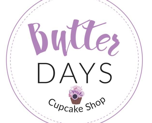 Butter days logo