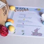 Il menù di Pasqua editabile e i dolci di Fraccaro