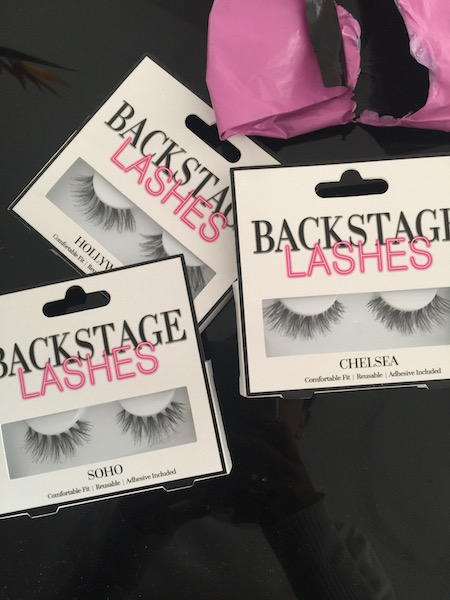 Backstage Beauty lash's