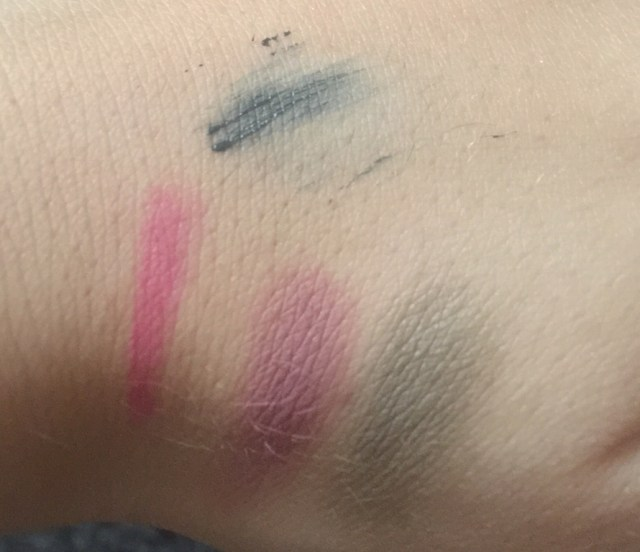 Starlooks LookBooks September review swatches