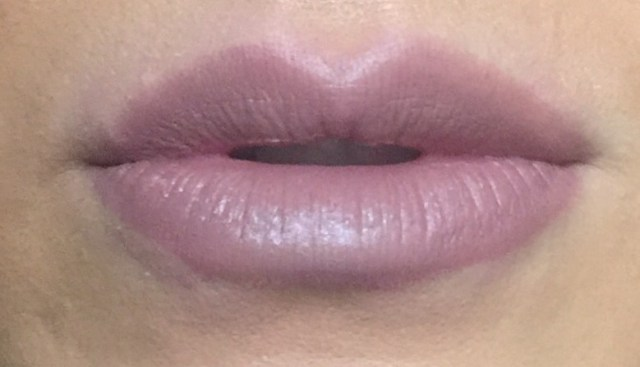 nyx butter on lips