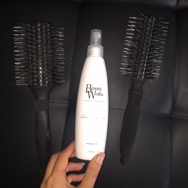Beauty works blow dry gift set