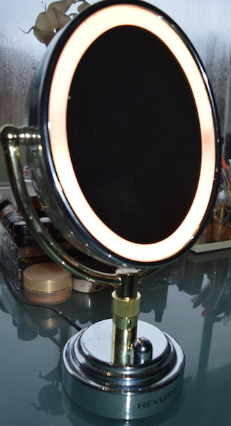 revlon beauty mirror