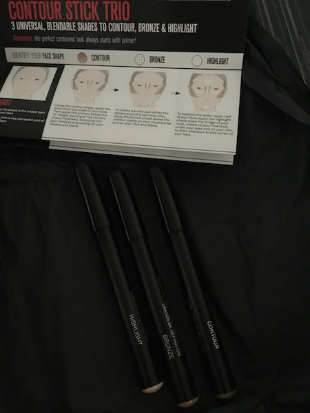smash box step by step contour trio sticks review