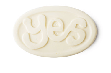 lush yes yes yes massage bar review