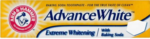 Arm & Hammer Advance White Extreme Whitening Baking Soda Toothpaste