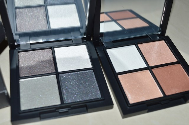Glo & Ray review eyeshadow quads