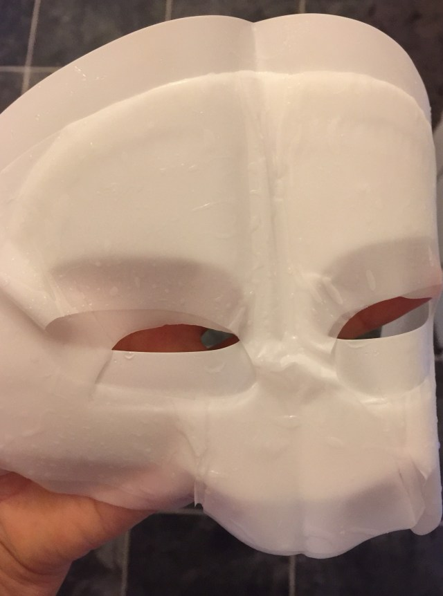 hydro 120 hour mask review