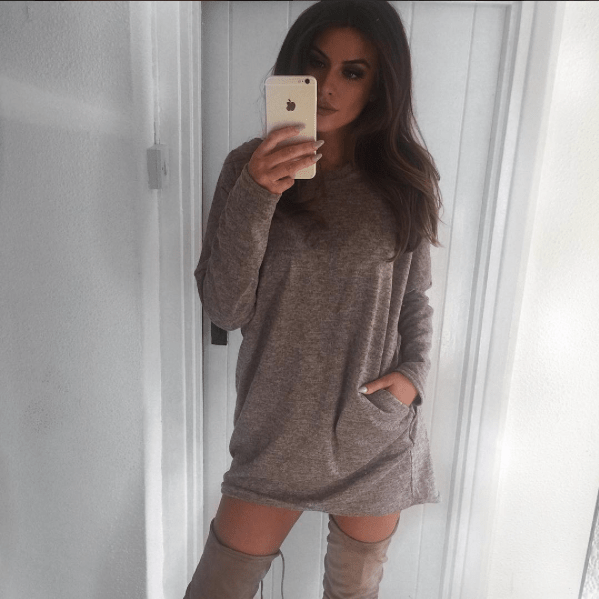 miss pap jumper dress eleise online blogger