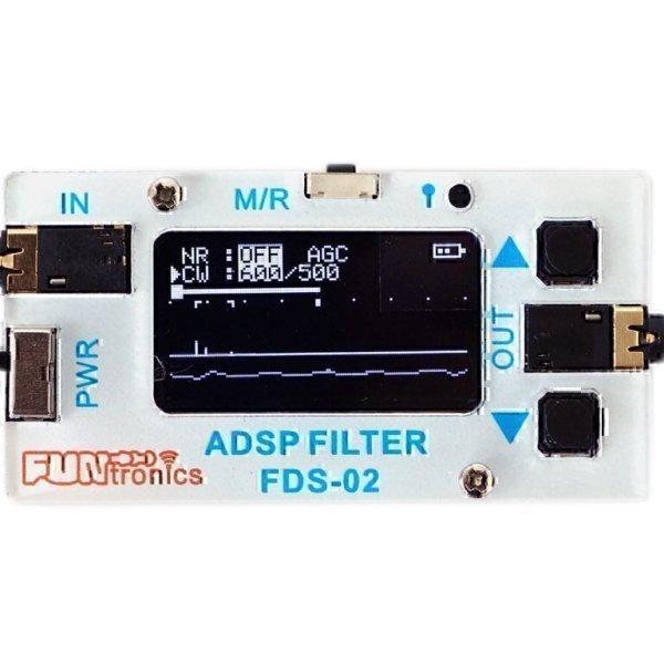 funtronics audio dsp filter