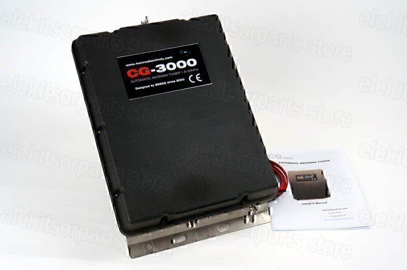 CG-3000 Outdoor Antenna Tuner
