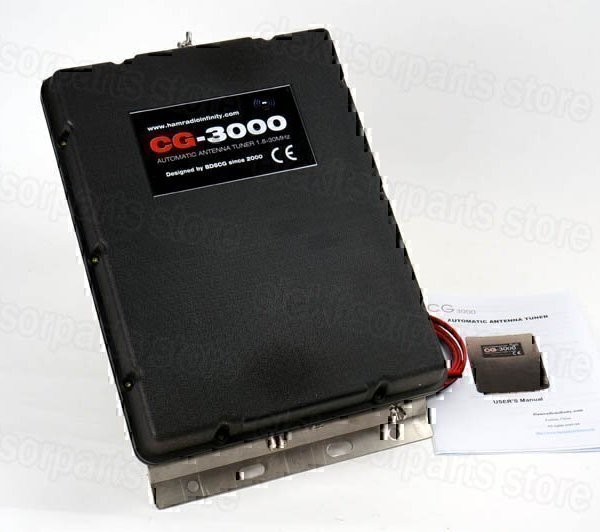 cg 3000 antenna tuner